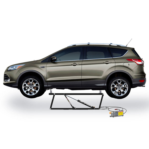 QuickJack Portable Automatic Car Lift System Jack (2,268kg Capacity) - Model BL-5000SLX