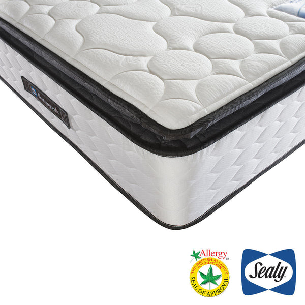 Sealy Symphony Posturetech Memory Mattress, Single