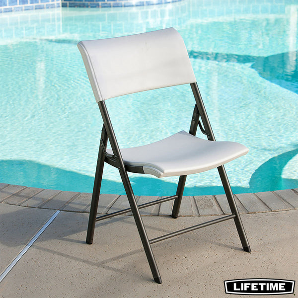 Lifetime Light Commercial Folding Chair - Pack of 32