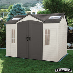 Lifetime 10ft x 8ft (3 x 2.4m) Storage Shed
