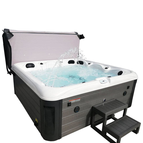 Blue Whale Spa Zuma X Max 112-Jet 6 Person Hot Tub - Delivered and Ins
