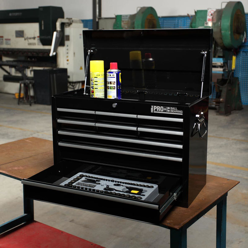 Hilka HD Pro+ 9-Drawer Tool Chest