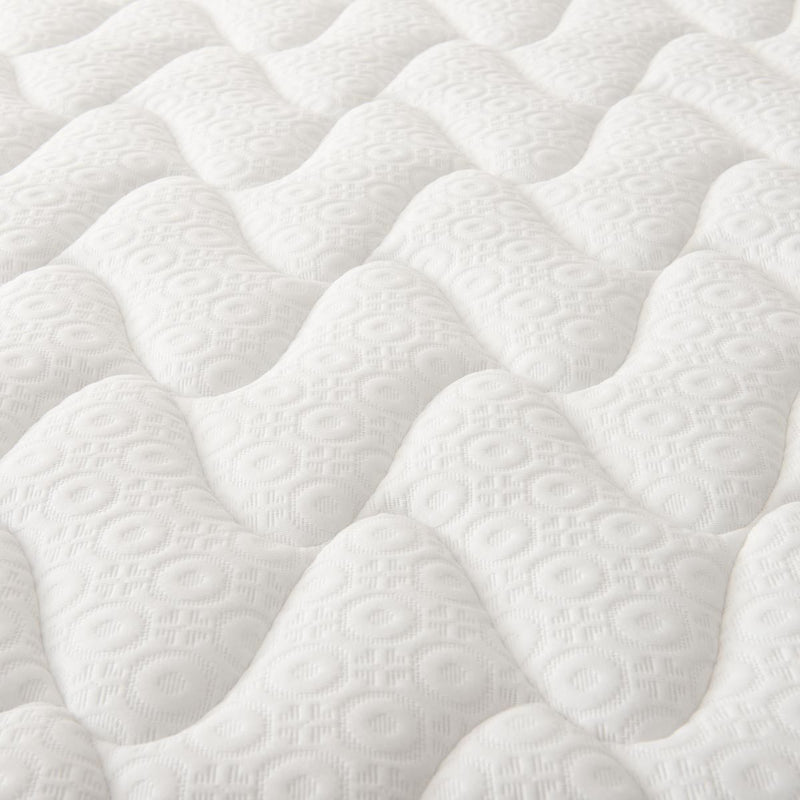Silentnight Eco Comfort 800 Pillowtop Mattress, Single