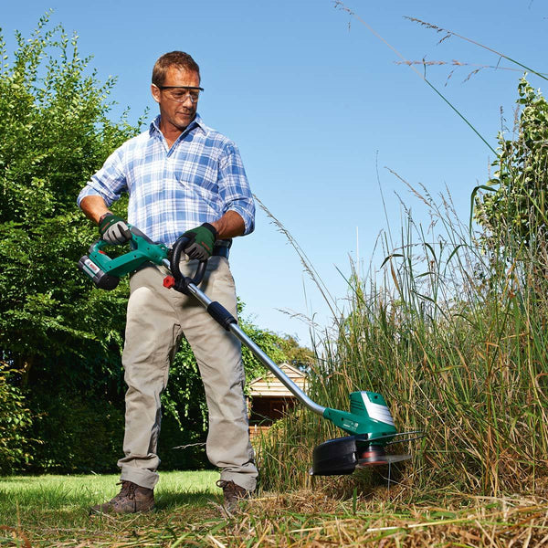 Bosch AdvancedGrassCut 36V Cordless Grass Trimmer With Battery & Charg