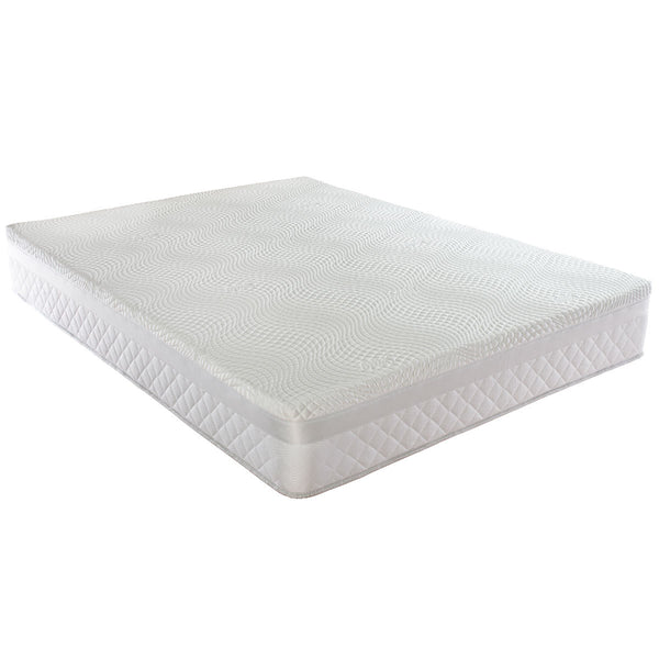 Sealy Posturepedic Innerspring Geltex Mattress, Double (135 x 190 cm)  - Comfort Rating: Medium  - Mattress Depth: 29 cm  - Geltex® & Advanced Coil Springs  - Anti-Allergy