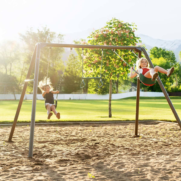 Lifetime 7ft Swing Set (3-12 Years)
