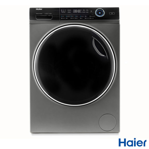 Haier HWD100-B14979S, 10/6kg, 1400rpm Washer Dryer A Rating in Graphite