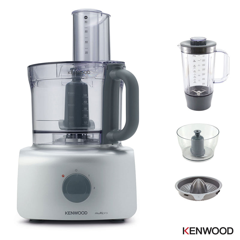 Kenwood Multipro Home Food Processor FDP645SI