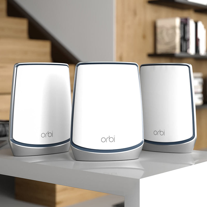 Netgear Orbi RBK853 Whole Home Wifi 6 System