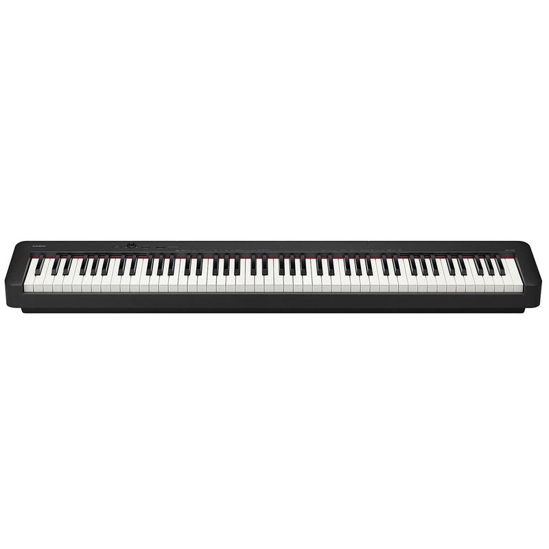 Casio CDP-S150BK, 88 Key Digital Piano with Stand