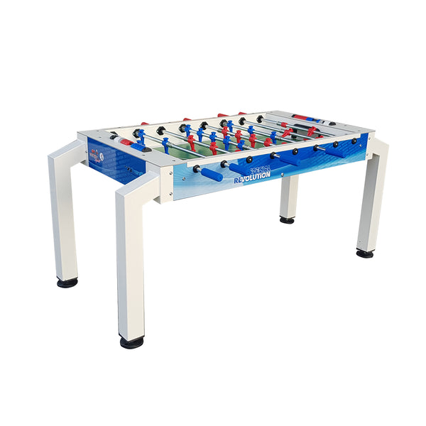 Roberto Sport 6ft Special Revolution Football Table Designed for Wheel
