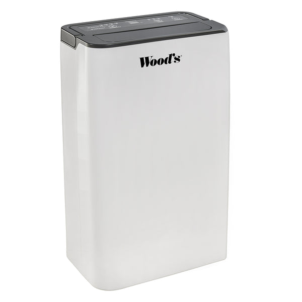 Wood's 10L  Dehumidifier MDK11, for rooms 50m² (538 ft²)