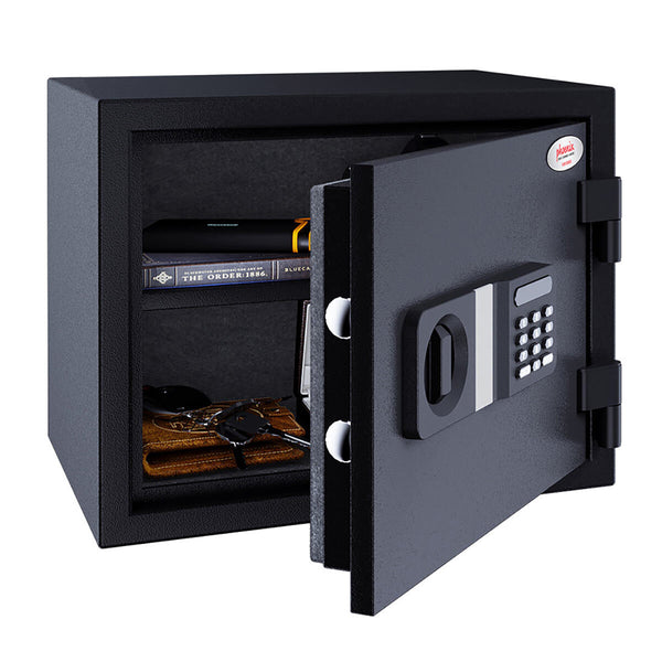 Phoenix Centurion FS1201E Fire and Security Safe with Electronic Lock, 35 Litres
