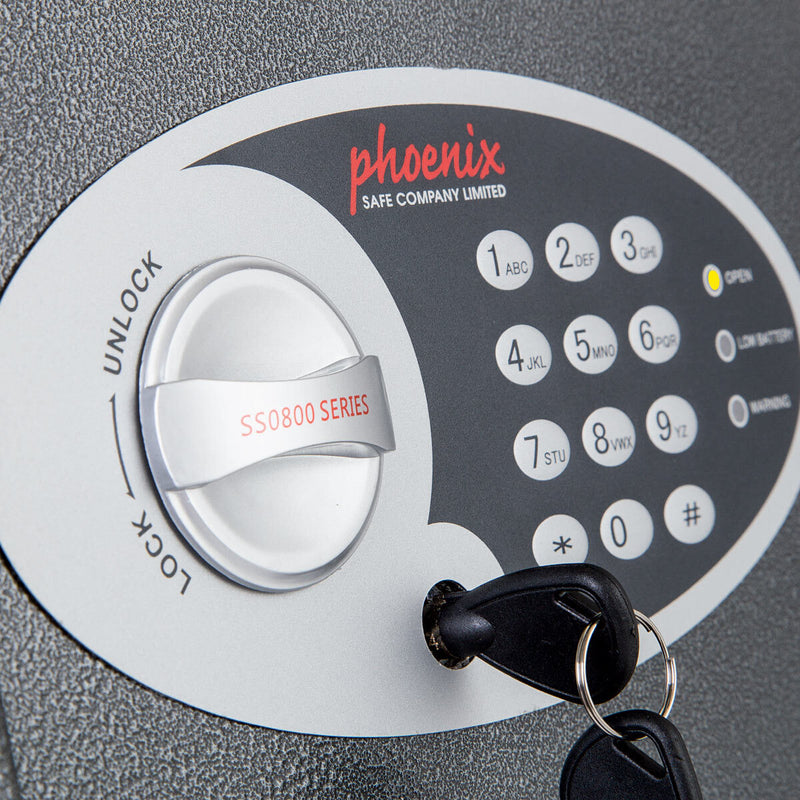 Phoenix Vela Home and Office SS0804E Security Safe with Electronic Loc