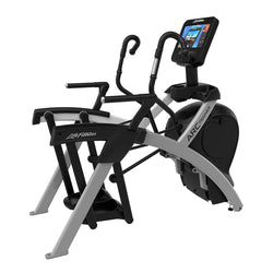 Installed Life Fitness Commercial Grade Total Body Arc Trainer with Di