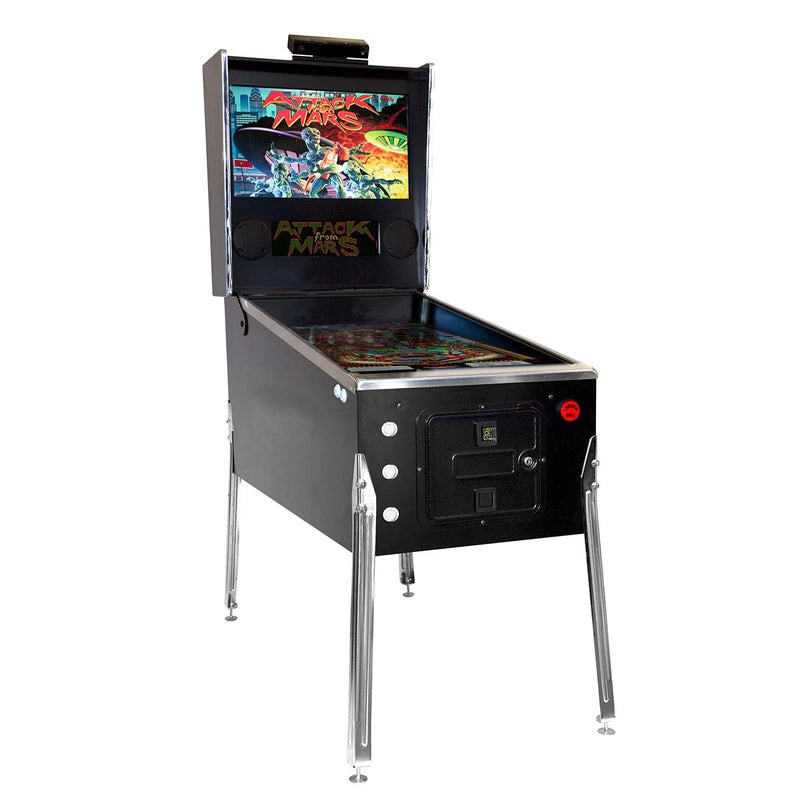 Bespoke Arcade V-Pin Legends Pro 4K Virtual Pinball Machine