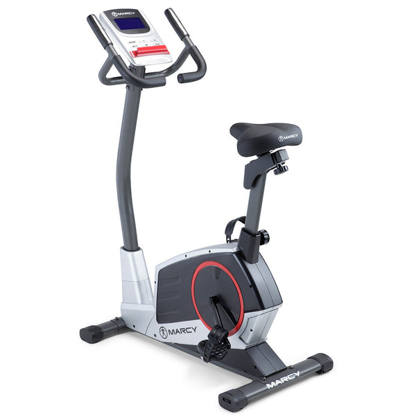 Marcy ME-702 Regenerating Upright Bike - Delivery Only