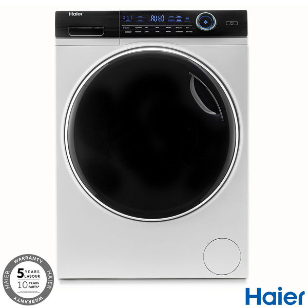Haier HW80-B14979, 8kg, 1400rpm Washing Machine A+++ Rating in White