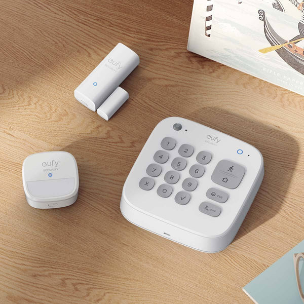 Eufy 7 Piece Alarm Bundle