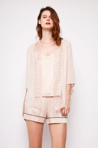 Calla Lace Robe