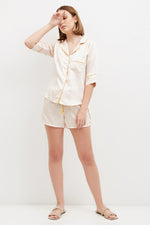 Kelly PJ Set Beige