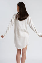 Load image into Gallery viewer, Annette Long Dress White