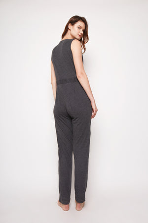 Malibu Jumpsuit Grey