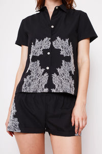 Paloma PJ Set Black
