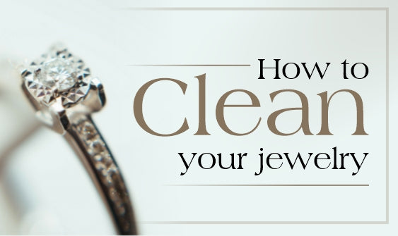 How to store and clean your jewelry
