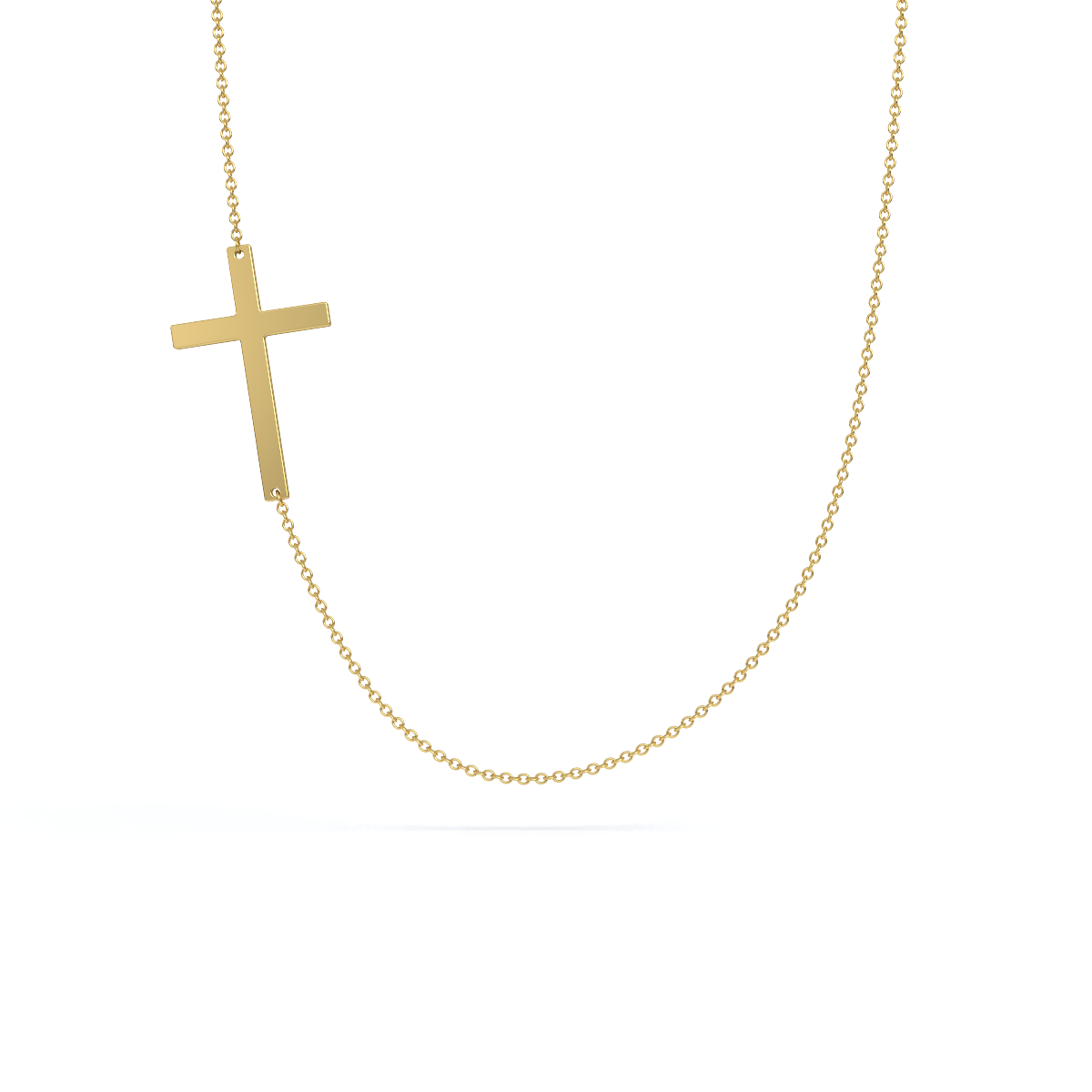 All-in-one Cross Necklace