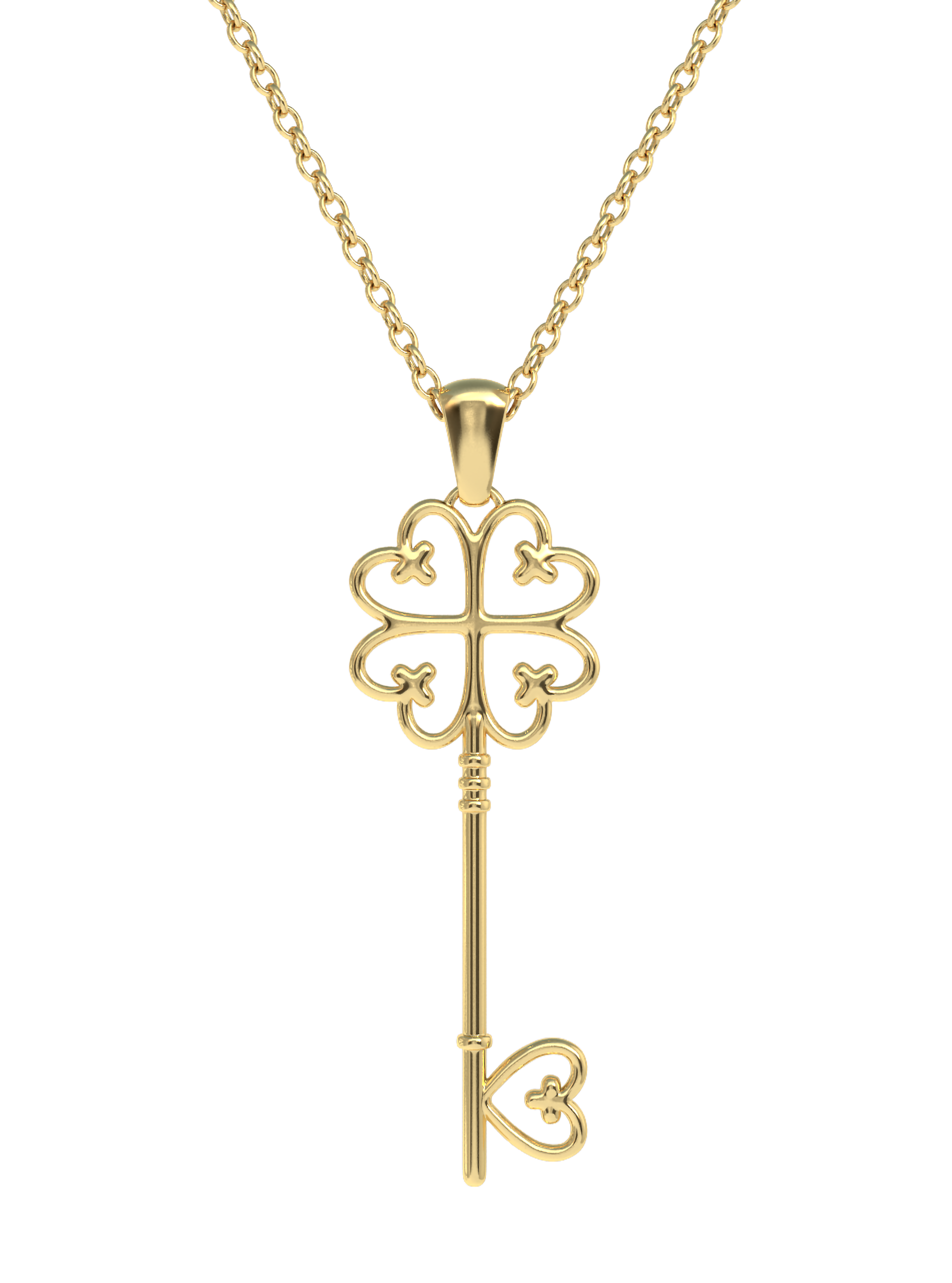 Nyamedua Key Necklace