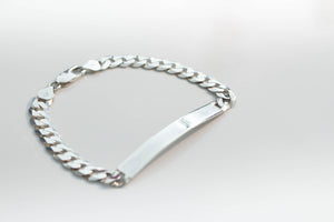 Engraveable Bar Bracelet