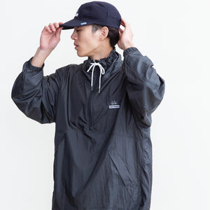 WASH NYLON BLOUSON