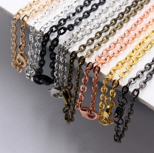 50cm Link Necklace Chains