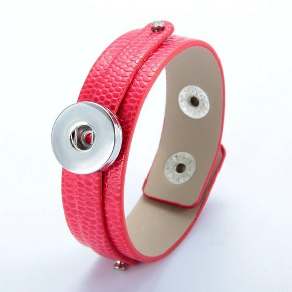 Snap Noosa Bracelet, Interchabgeable Jewelelry,