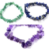 gemstone bead chips