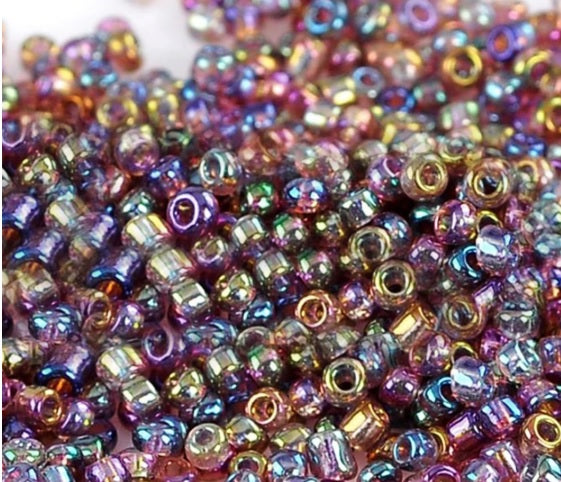 Multicolour Seed Beads