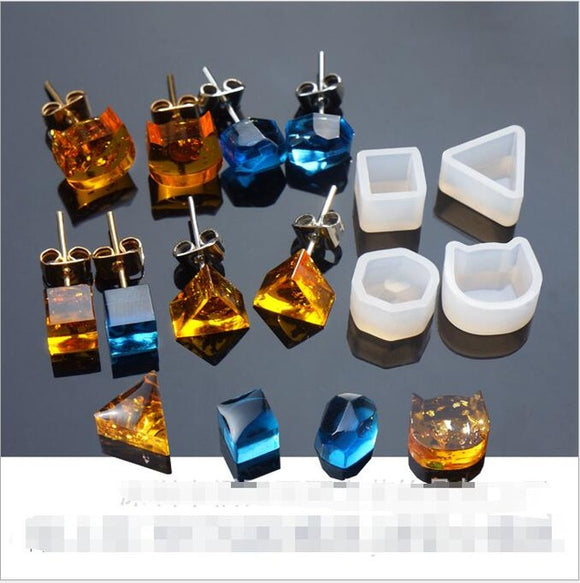 Resin Moulds for Earrings