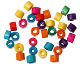 Small Wooden Beads 4mm