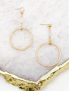 Get wired hoops - El and Ember Boutique