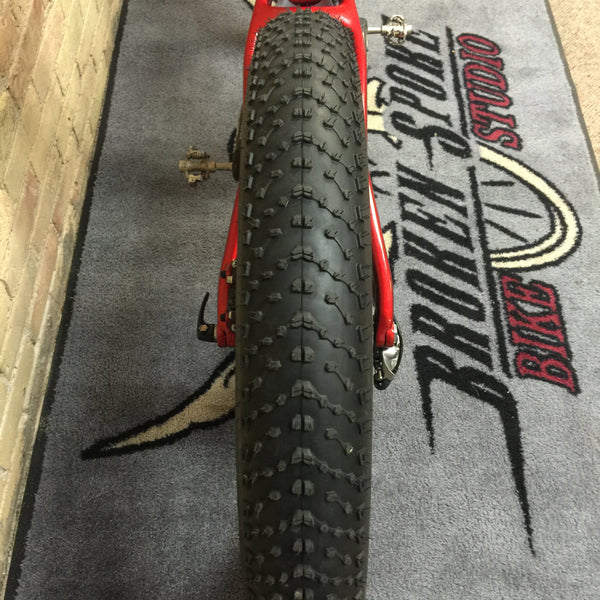 Review First Impression On Kenda Juggernaut Pro Tire