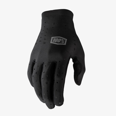 100% Sling Gloves Black