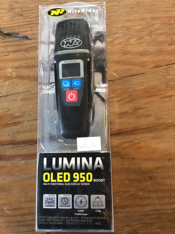 Nite rider lumina oled 950 boost light