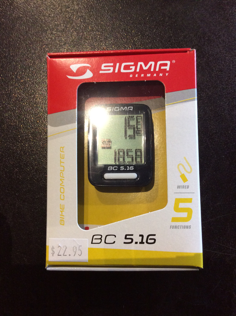 SIGMA BC 5.16 Wired 5