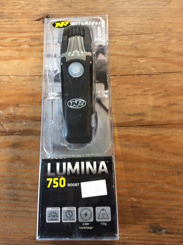 Nite rider lumina 750 boost light