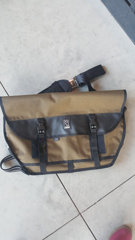 Chrome citizen 2.0 bag