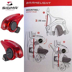 Sigma Brakelight Red