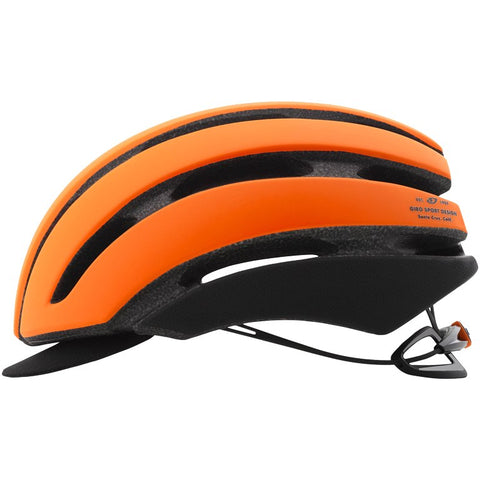 Giro aspect adult medium orange