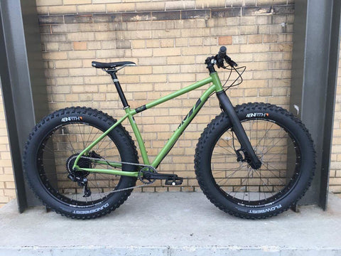 509 Cycles Jabit III Steel NX1 Complete