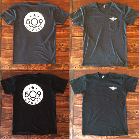 509 Cycles Pocket T Shirt